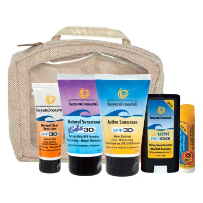 Beyond Coastal Eco Friendly Sunscreen Giveaway